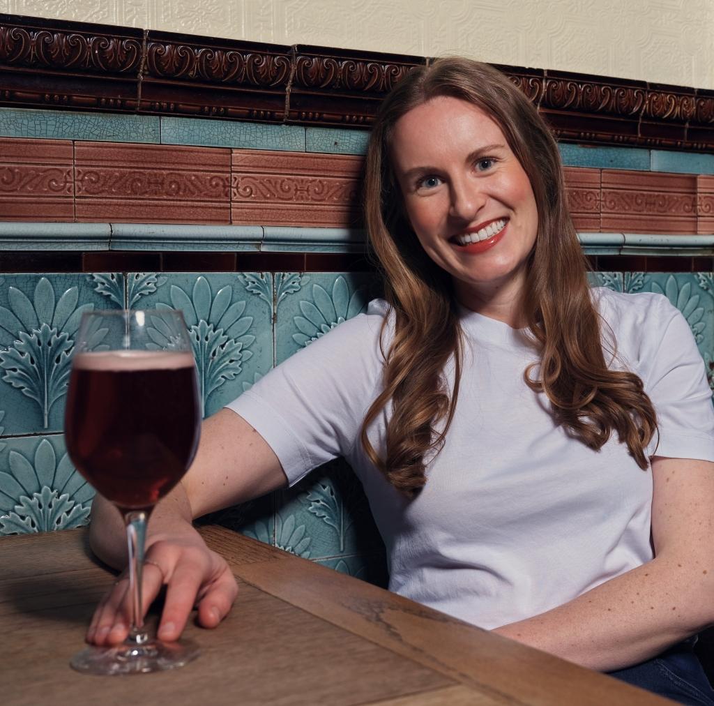 Natalya Watson Beer Sommelier